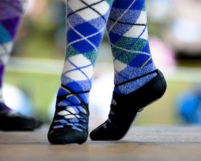 Highland dance classes at Ann Roberts School of Dance