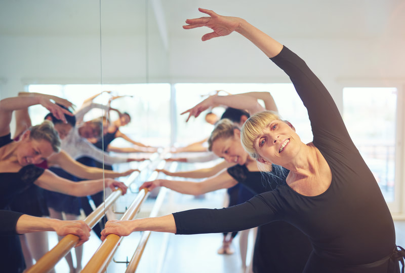 Adult classes at Ann Roberts School of Dance